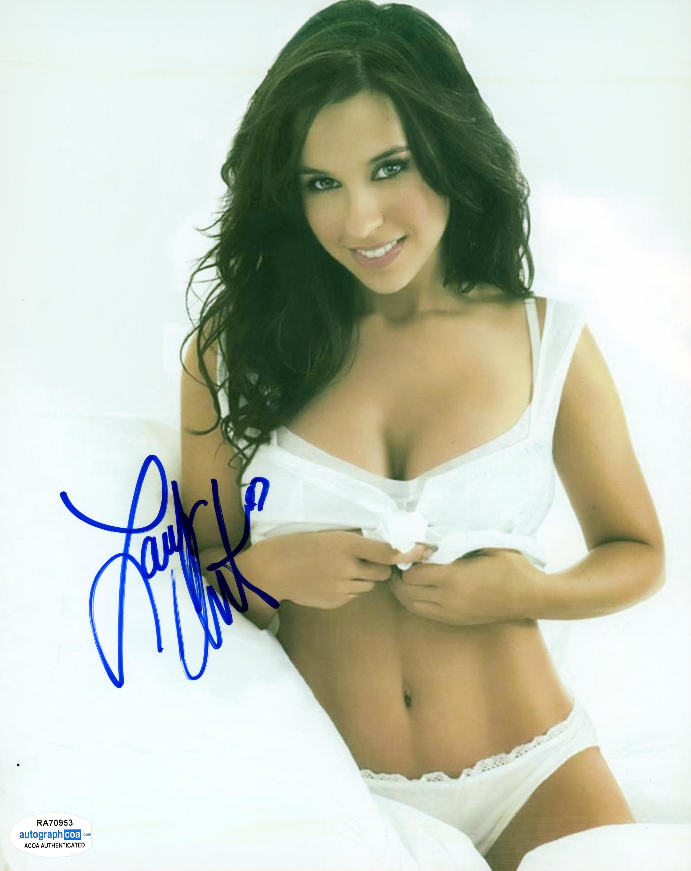 Lacey-Chabert-034-Party-of-Five-034-AUTOGRAPH-Signed-8x10-Photo-ACOA thumbnail 2