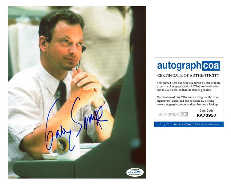 Gary-Sinise-034-Apollo-13-034-AUTOGRAPH-Signed-8x10-Photo-ACOA